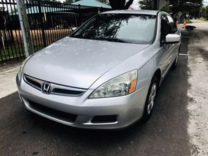 2007 HONDA ACCORD - 1 OWNER - NEEDS NOTHING for Sale in Tampa, FL