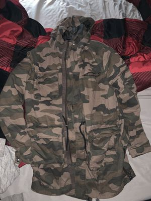 Urban Camouflage Mens Jacket for Sale in Williamsport, PA