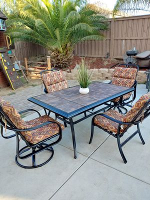 Patio furniture for Sale in Lake Elsinore, CA