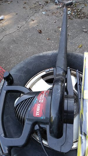 Toro blower and vac works very well for Sale in Cleveland, OH