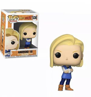 Funko Pop Animation: Dragon Ball Z - Android 18 for Sale in Westbury, NY