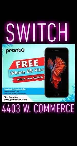 FREE IPHONE 6PLUS for Sale in San Antonio, TX