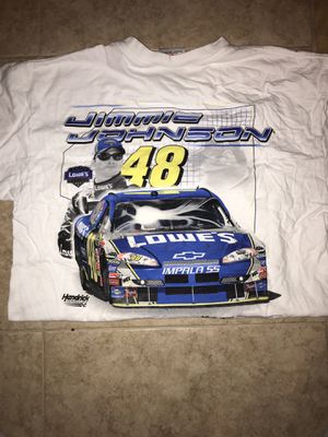 Jimmie Johnson nascar tee for Sale in Los Angeles, CA