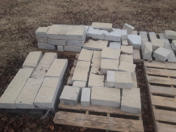 Decorative Stone For Pavers Or Wall For Sale In Tulsa Ok Offerup