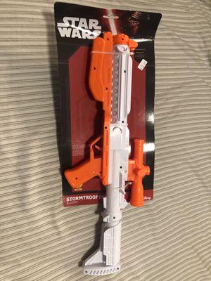 Star Wars storm Trooper Blaster for Sale in Fresno, CA