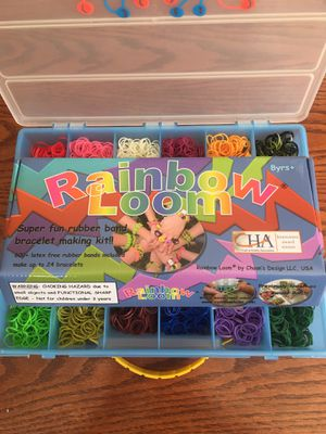 Rainbow Loom & case NEW for Sale in Lake Worth, FL