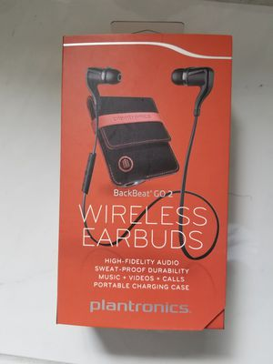 Back beat Go2 Wireless Earbuds for Sale in Henderson, NV