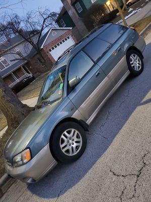 2002 Subaru Outback LL Bean Edition H6 V6 150K Automatic Transmission for Sale in Evanston, IL