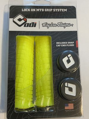 Odi Troy Lee BMX MTB grips for Sale in Beaverton, OR