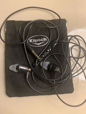 Klipsch In-ear Headphones for Sale in Addison, IL