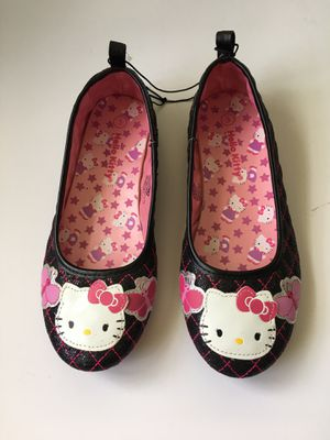 Hello Kitty Slip On Shoes for Kids Size 3 New for Sale in Hilliard, OH