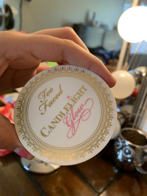Too faced candle light glow for Sale in Glendale, AZ