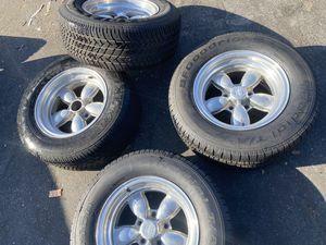 Wheels billets 15 inch for Sale in Anaheim, CA