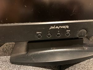 Planar computer monitor for Sale in Chicago, IL