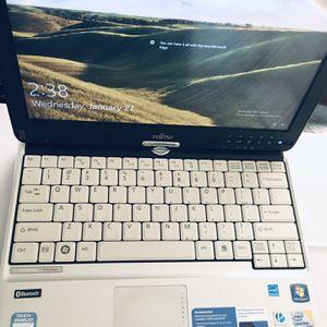 Fujitsu Laptop Swivel Screen w/Window 10, SSD, Webcam for Sale in Orlando, FL