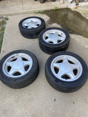 Ford mustang pony wheels for Sale in La Habra, CA