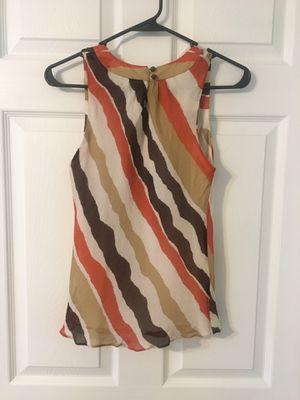 100% Silk Anne Klein Tunic for Sale in Orlando, FL