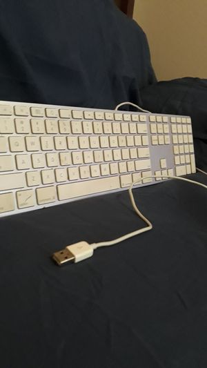Mac Keyboard (USB Plug-In) for Sale in Sanford, FL