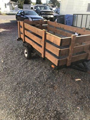 4x8 utility trailer for Sale in Orting, WA