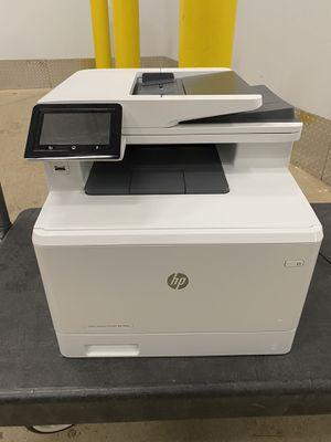 HP Color LaserJet Pro MFP M479fdw - like new! for Sale in Washington, DC