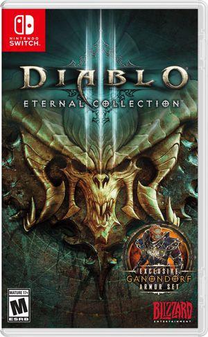 Diablo 3 switch for Sale in Richardson, TX