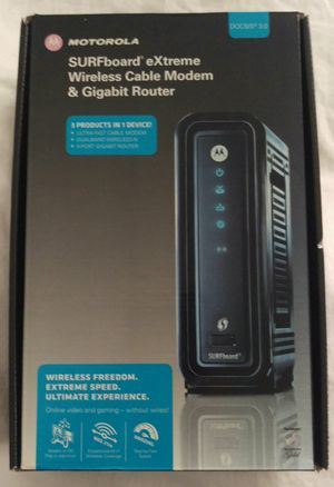 Motorola SURFboard eXtreme Cable Modem for Sale in Bethesda, MD
