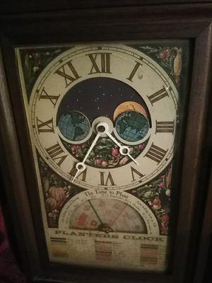 Antique Planters Clock for Sale in Landrum, SC