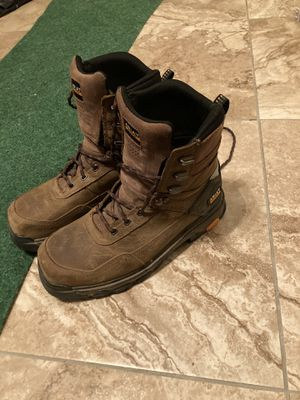 Work boots size 9 for Sale in Phoenix, AZ