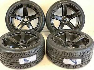 """20"""" WHEELS RIMS TIRES FIT DODGE CHALLENGER CHARGER SRT HELLCAT 2604 replica Package Deal 1999.00 for Sale in Fraser, MI"""
