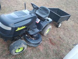 Lawnmower and trailer for Sale in Atlanta, GA
