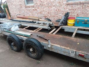 24 Car Hauler Trailer for Sale in Fort Worth, TX
