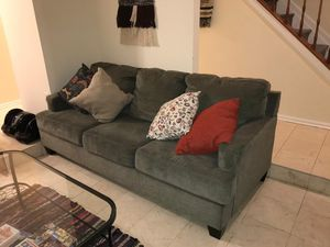 Three seats sofa for Sale in Gaithersburg, MD
