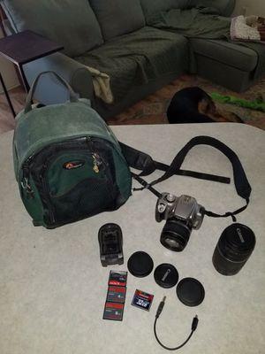 Canon Rebel, digital SLR camera, 8 mp for Sale in Jamul, CA