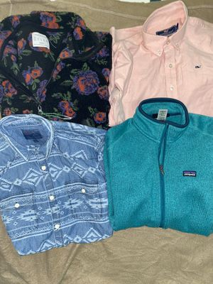 Lot of 4 mens size small for Sale in Stone Mountain, GA