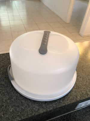 Cake Storage/ container for Sale in Wellington, FL