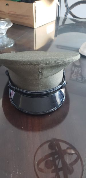 Bernard Military army hat for Sale in Selma, CA
