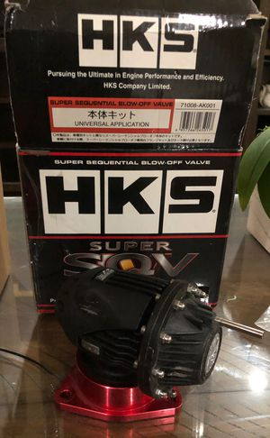 HKS blow of valve for Sale in Whittier, CA
