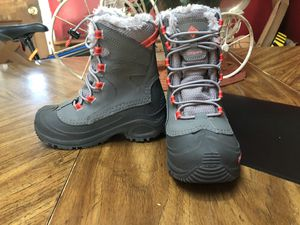 Columbia winter boots for kids for Sale in Enfield, CT