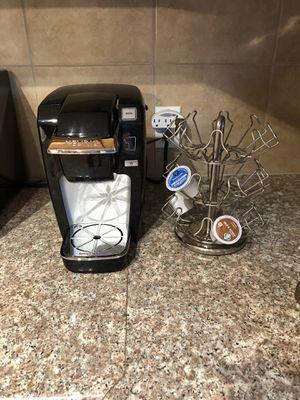 Keurig Single Serve K-Cup Coffee Maker OK – cup carousel for Sale in Los Angeles, CA