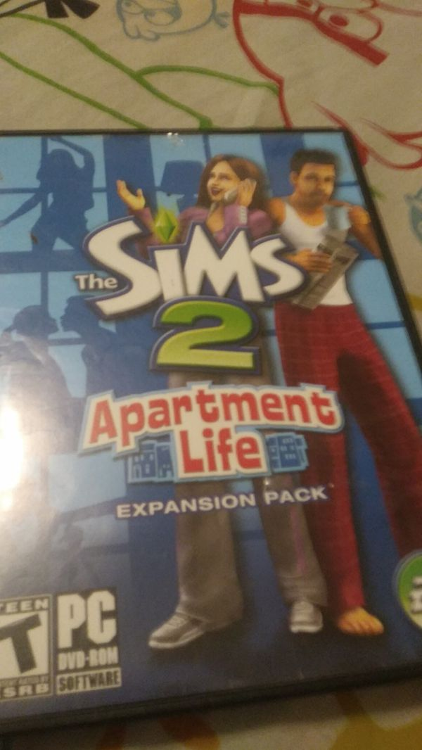 Negotiable Sims 2 double deluxe and apartment life gameboy advance sp 3 gb games