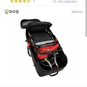 New BOB Single Stroller Travel Bag in Black for Sale in Bakersfield, CA
