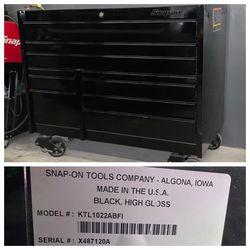 Snap on tool box KTL1022ABFI for Sale in Gardena,  CA