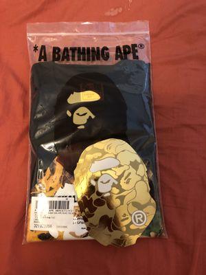 Bape head camo t-shirt for Sale in Brevard, NC