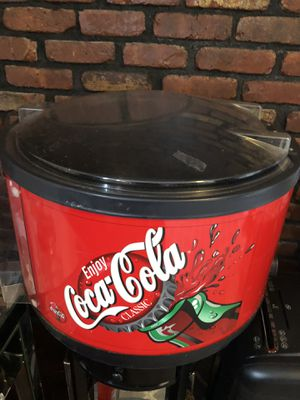 Coca-Cola cooler for Sale in Brooklyn, NY