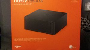 fire tv recast 1 TB for Sale in Denver, CO