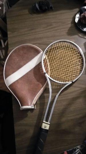 Vintage tennis racket for Sale in Chicago, IL