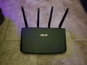Asus AC2400 4x4 Dual Band Gigabit Router for Sale in San Antonio, TX
