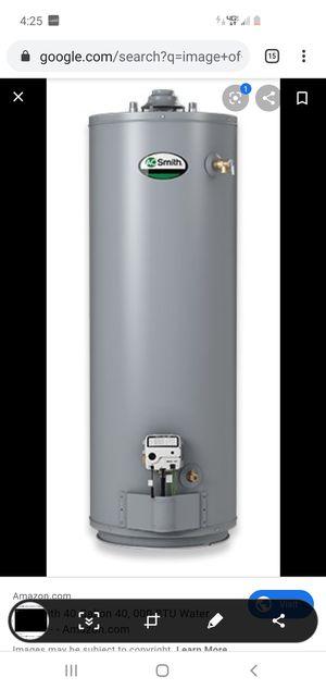 AO Smith 40 gallon gas water heater for Sale in Mesa, AZ