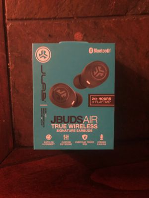 Jbuds Air.. True wireless Bluetooth headphones for Sale in Atlanta, GA