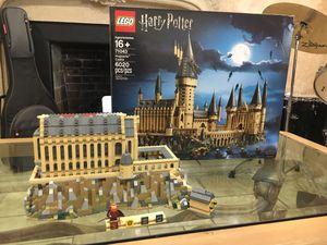Lego Harry Potter Hogwarts Castle for Sale in Downey, CA